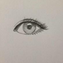 初学者学画人物眼睛的绘画技巧技法