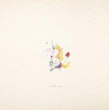 可爱呆萌又搞怪的小动物创意插画绘画作品 插画师阿璃