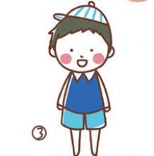 可爱的男孩女孩卡通小人漫画画法和教程 男孩女孩简笔画
