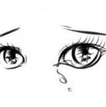 各种不同神态的眼睛描绘 充满感情的眼睛 眼睛的作品图片