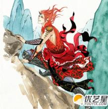 中国传统神话故事里的神兽水彩画与他们的拟人状态 动漫山海经中18款神兽拟人