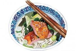 老外大神用水彩画美食 美食食物水彩画图片集合