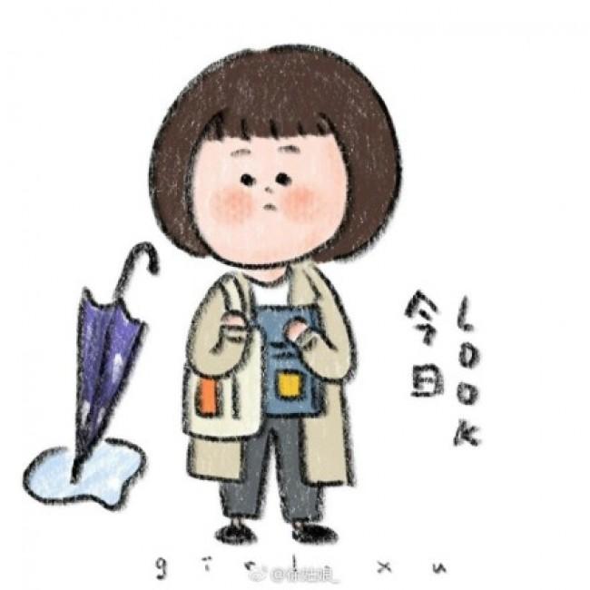 小女孩简笔画漂亮可爱小女孩简笔画步骤小女孩简笔画怎么画卡通画怎么画