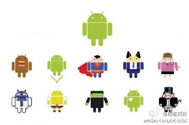 android 登录图标素材