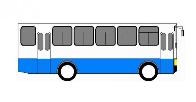 大巴 客车 设计 矢量 矢量图 素材 650_338