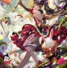 《爱丽丝梦游仙境》红桃王后动漫人物马克笔彩铅画图片手绘教程 上色画法怎
