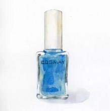 女生化妆品指甲油水彩画图片 指甲油水彩怎么画 指甲油的画法 指甲油手绘教程