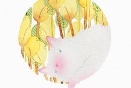最简单的猫咪水彩画图片 简单猫咪水彩怎么画 猫咪水彩手绘教程画法