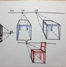 绘画透视入视频:几分钟让你零基础入门透视原理!