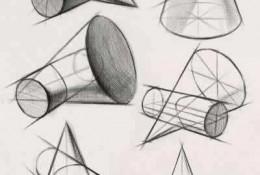 素描通常分为那些类型类别?素描可以怎么划分?