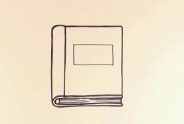 【视频】简单的书籍笔记本简笔画手绘视频教程画法