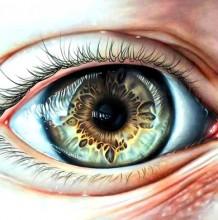 【视频】超写实眼睛的彩铅画法手绘视频教程 逼真的眼睛怎么画
