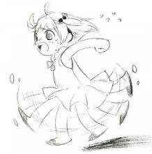动漫画中常见的动态效果画法 爆炸奔跑等效果的演示 让画面动起来