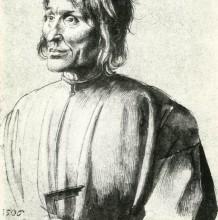 德国画家阿尔布雷特·丢勒素描作品欣赏 丢勒的素描图片