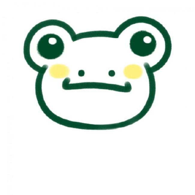 卡通小青蛙怎么画 可爱会唱歌的青蛙简笔画 就是这么的简单好学的画法