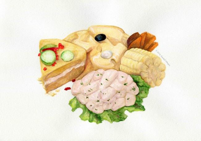 82张蔬菜水果彩铅画图片素材 蔬菜水果彩铅画高清图片_www.youyix.com