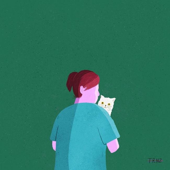 将你内心最深处的秘密告诉我 为你创作专属秘密肖像_www.youyix.com