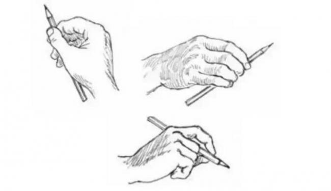 画素描正确的坐姿和握笔方式是什么?对绘画有影响吗?_www.youyix.com