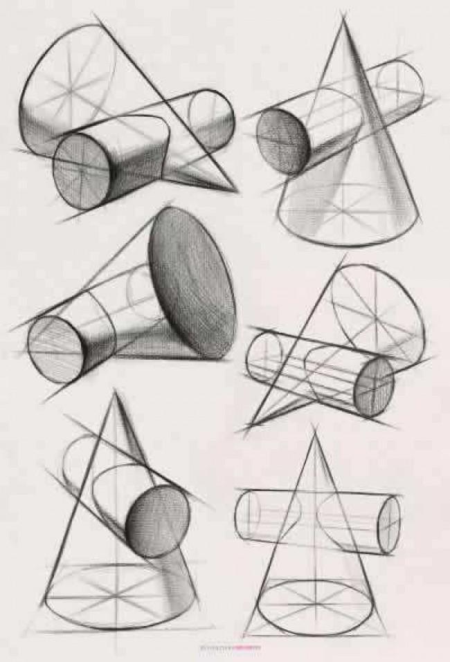 素描通常分为那些类型类别?素描可以怎么划分?_www.youyix.com