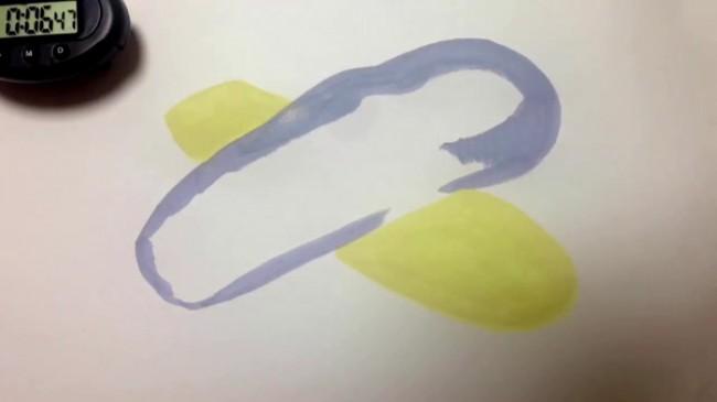 【视频】超逼真的水彩茄子画法视频手绘教程 茄子怎么画的逼真超写实_www.youyix.com