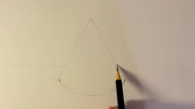 【视频】简单的圆锥体素描怎么画视频教程 圆锥体素描的画法_www.youyix.com