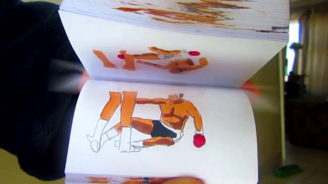 【视频】牛人自制拳击比赛动画短片 让人惊叹的毅力和画技_www.youyix.com