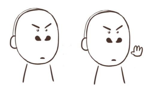 教你画q版的大鼻孔尔康卡通画,可爱尔康怎么画 手绘画法?